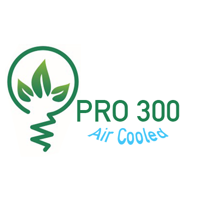 PRO 300 Air Cooled Setup