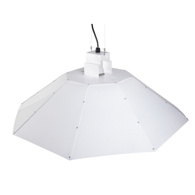 Maxibright White Parabolic Reflector
