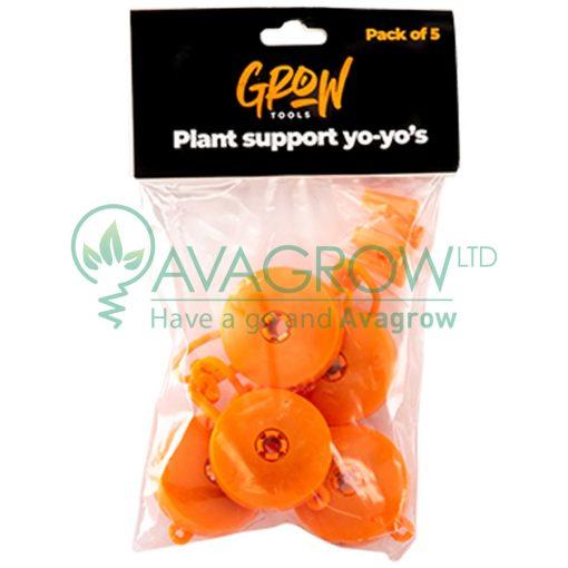 Yo-Yos Pack Of 5
