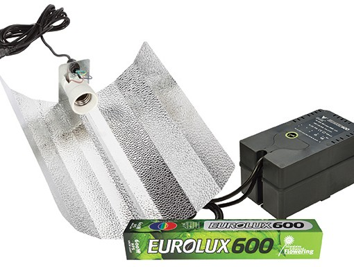 Parbright 600w Compact Light Kit