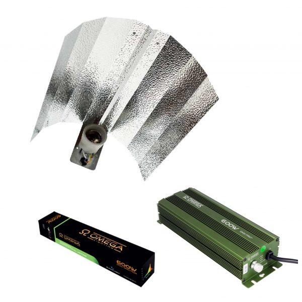 Omega 600w Digi Pro Digital Light Kit