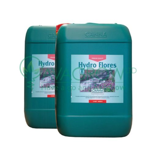 Hydro Flores A&B 10 L