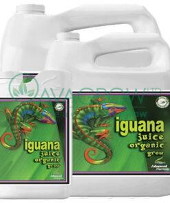 Iguana Juice Grow Family