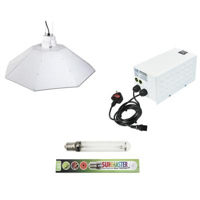 Maxibright iPac 1000w Light Kit