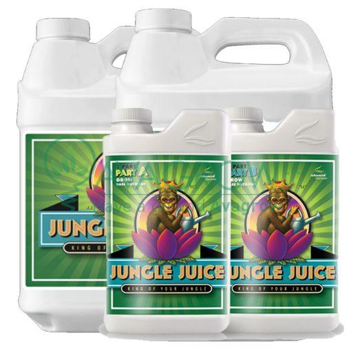Jungle Juice 2 Part Grow Family