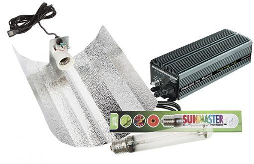 Digilight Pro Select 600w Large Euro Light Kit