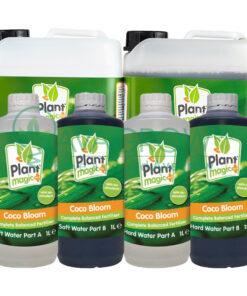 Plant Magic Coco Bloom Family