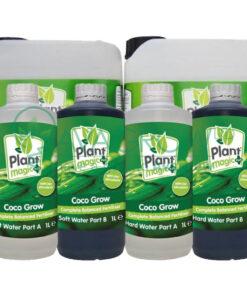Plant Magic Coco Grow Family