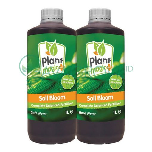 Plant Magic Soil Bloom 1 L