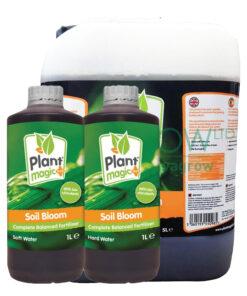 Plant Magic Soil Bloom Family