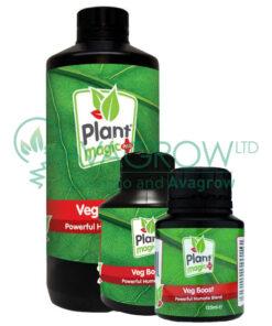Plant Magic Veg Boost Family