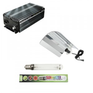 Maxibright Digilight Pro Select 1000w Light Kit