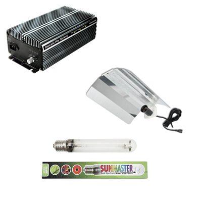 Maxibright Digilight Pro Select 1000w Light Kit