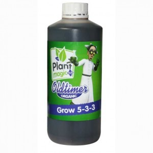 Plant Magic Old Timer Organic Grow