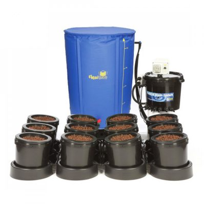 IWS Standard Flood and Drain System