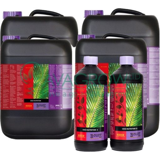 Coco Nutrition A&B Family