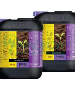 Soil Nutrition A&B 5L
