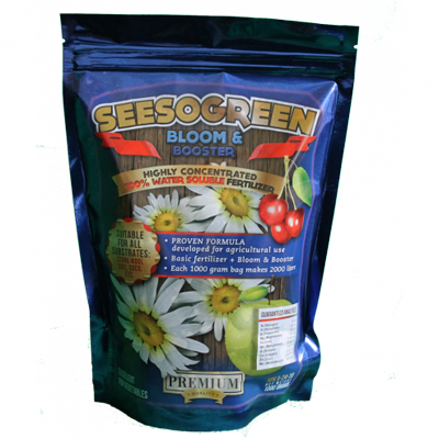 bloom and booster 250g