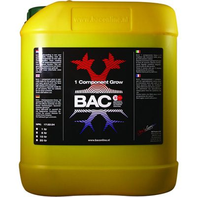 BAC 1 Component Soil Grow1