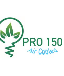 PRO 150 Air Cooled Setup