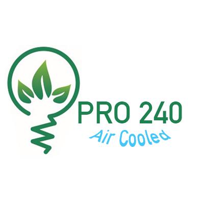 PRO 240 Air Cooled Setup