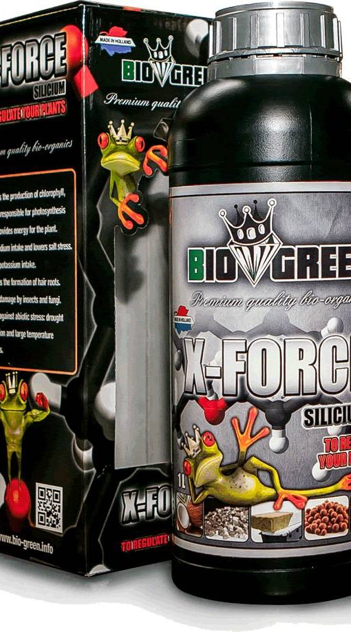 Bio Green X Force Silicon