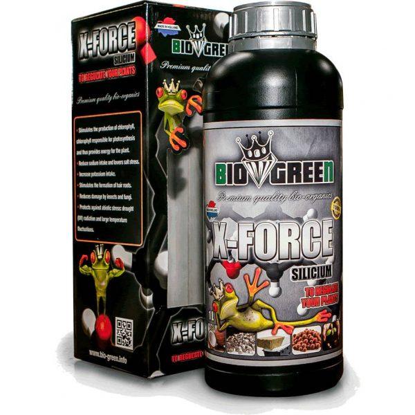 Bio Green X Force Silicon
