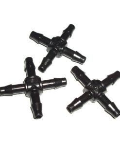 6mm Cross Connector