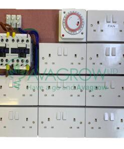 16 Way Power Board