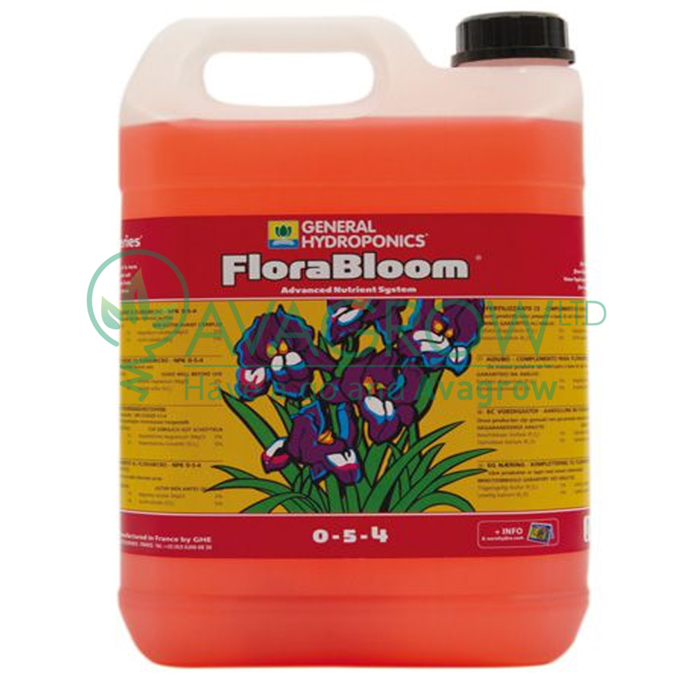 General Hydroponics GHE Florabloom 5L