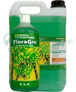 General Hydroponics GHE Floragro Family