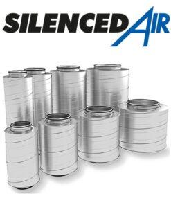 GAS Fan Silencer