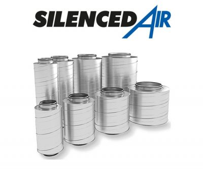 GAS Fan Silencer