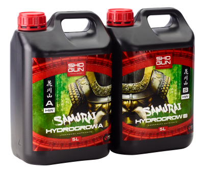 Shogun Samurai Hydro Grow