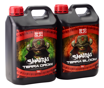Shogun Samurai Terra Grow