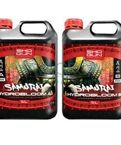 Shogun Hydrobloom A&B 5 L