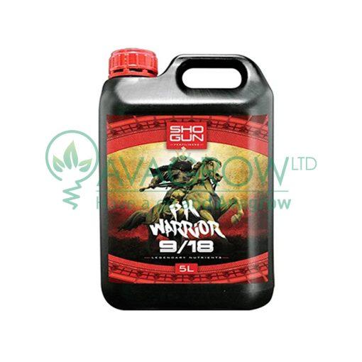 Shogun PK Warrior 5 L