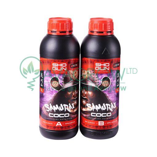 Shogun Samurai Coco A&B 1 L