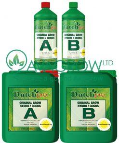 Dutch Pro Autoflower Grow Hydro
