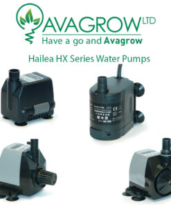 HX Water Pumps
