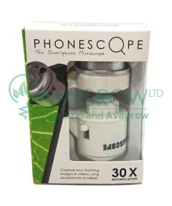 Phonescope 30X Microsocope