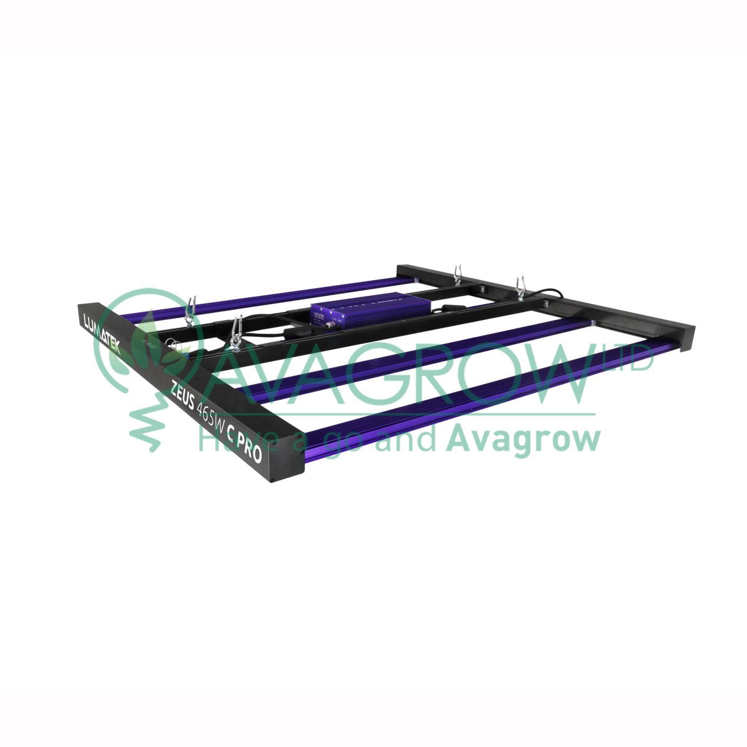 Lumatek Xeus Pro 465w Compact LED Fixture